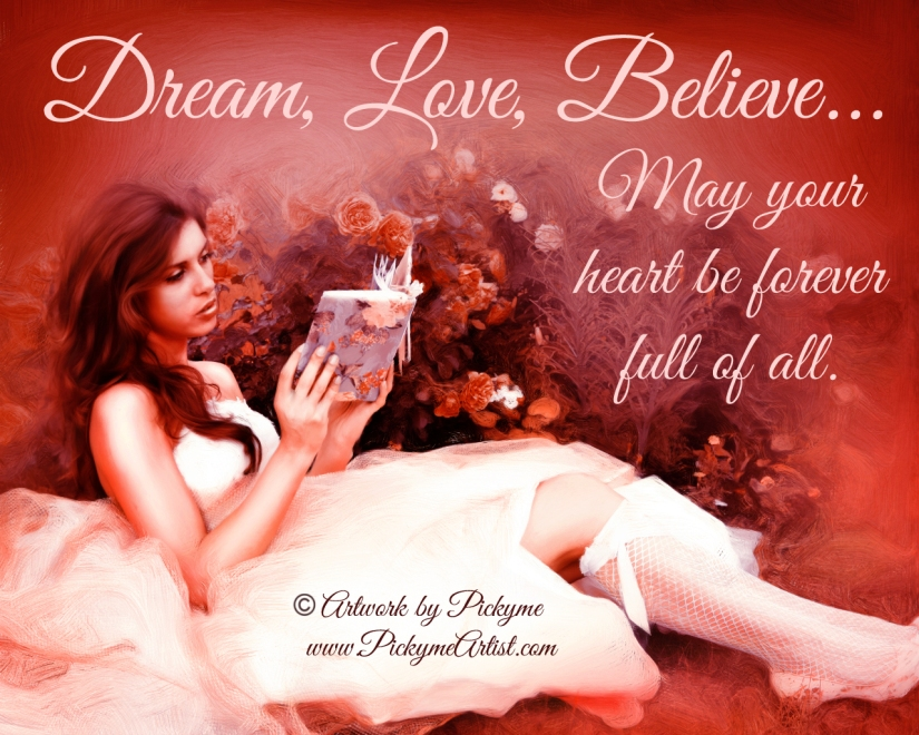 DreamloveBelievebyPickyme