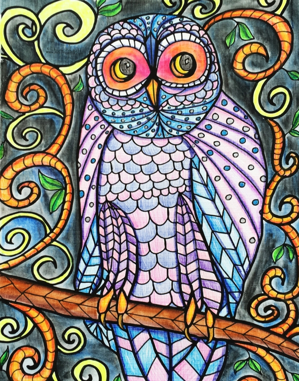 Owl_colored_byPickymeartist