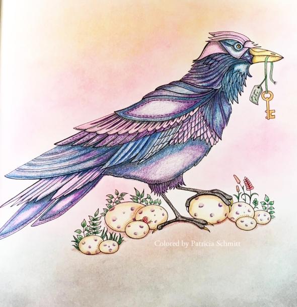 Raven_FromEnchantedForest
